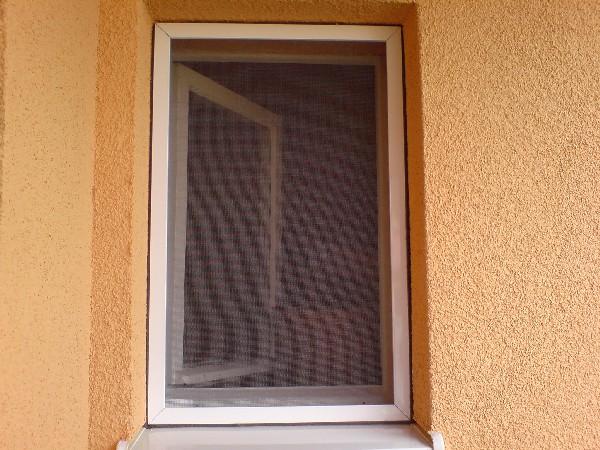 Pevná síť do oken HDL Okap