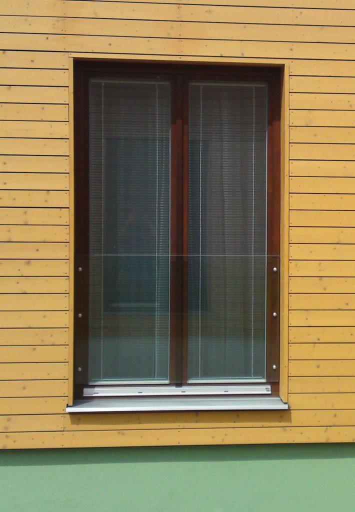 Horizontální plisé sítě do okna