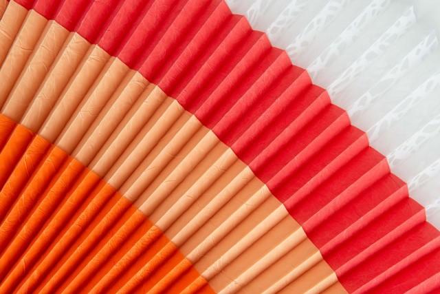 Ukázka ze vzorníku barev plisé