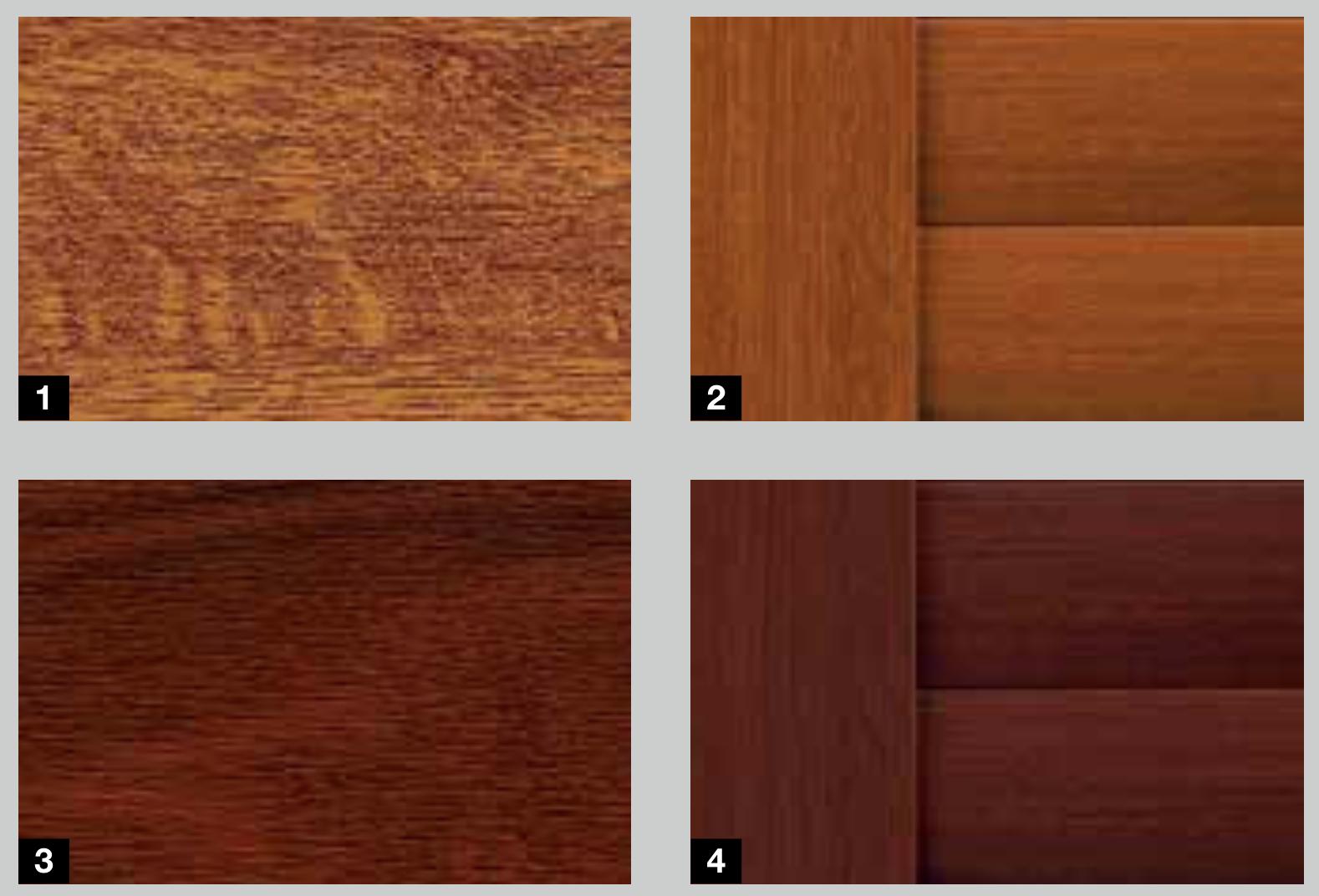 Decograin povrchy - k nerozeznání od dřeva