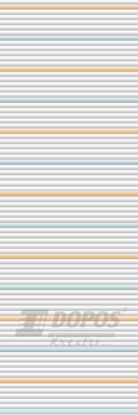Žaluzie Kreativ: Typ b201, barvy 10065-10265-814