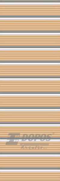 Žaluzie Kreativ: Typ b202, barvy 814-306-65