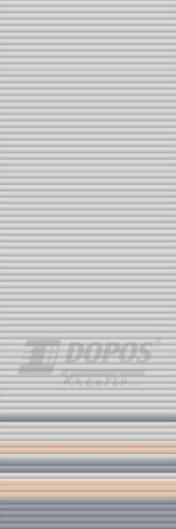 Žaluzie Kreativ: Typ b301, barvy 306-244-814