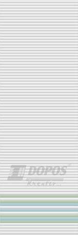 Žaluzie Kreativ: Typ b302, barvy 10001-10265-10075