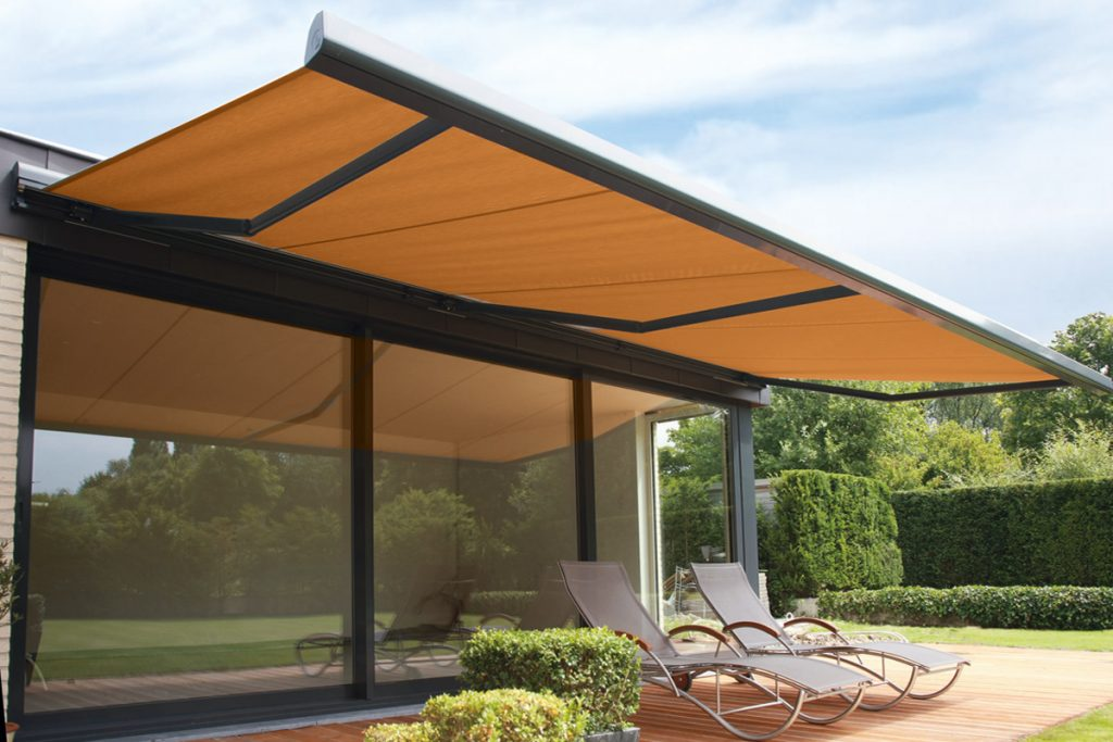 Markýza na terasu i balkon - vyrobíme až do rozoměru 7 x 4 metru