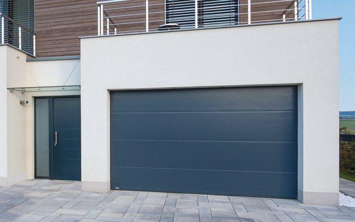 Sekční garážová vrata Trido Style