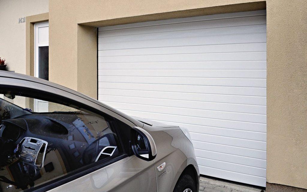 Garážová vrata Trido Easy jsou jako stvořená pro malé garáže